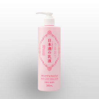 菊正宗 日本酒の乳液 380ml /お酒 コスメ スキンケア 乳液 菊正宗