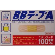 BBテープA 絆創膏100枚 (医薬部外品)