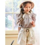 子供服 女の子洋服 Tシャツ チュニック キッズ ジュニア  森ガール学院風サイズ100-140/五枚セット