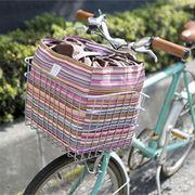 ミル・クラルテ 自転車かごにぴったりエコバッグ