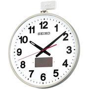【新品取寄せ品】セイコークロック ソーラー電波掛時計 SF211S