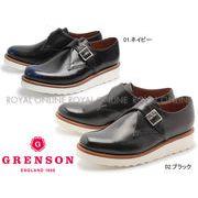 【グレンソン】 5318 ナサニエル モンクストラップ  紳士靴 シューズ 全2色 メンズ