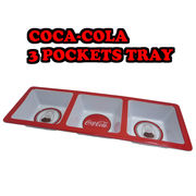 コカコーラ 3ポケットトレイ