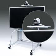 サンワサプライ 液晶・プラズマTVスタンド用TV会議カメラ設置台(CR-PL20専用) C