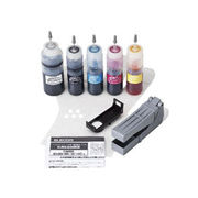 エレコム キヤノン325+326/320+321用詰め替えインクセット THC-32632