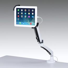 サンワサプライ 7~11インチ対応水平垂直iPad・タブレット用アーム CR-LATAB6
