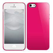 SwitchEasy NUDE for iPhone 5s/5 Fuchsia SW-NU