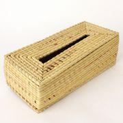 【SALE】ブルキナストローバスケット ティッシュケース