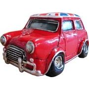 東洋石創 貯金箱 Bang Bang Car mini Red