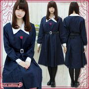 ■送料無料■神戸松蔭女子高等学校 冬服 サイズ:M/BIG