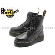 S) 【ドクターマーチン】 R15265001 JADON 8EYE BOOT ブーツ ブラック メンズ&レディース