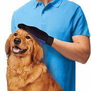 犬、猫のムダ毛取り ブラッシング グルーミング用シリコン手袋 グローブ 10点セット