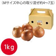 北海道産たまねぎ1kg