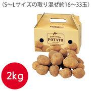 北海道産じゃがいも2kg