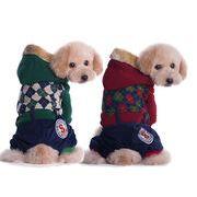 犬服 ペット 冬 厚手 暖かい 愛犬 ハロウィン 洋服 犬の服