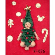 ★人気商品  写真用服★ベビー・新生児ファッション★クリスマステーマ撮影服