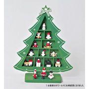 【お仕入れ12000円で送料無料♪♪】【クリスマス】【木製ウィンドウツリー】Mサイズ