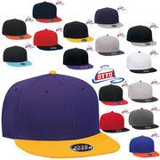 OTTO Wool Blend Flat Visor Pro Style Snapback Caps-125-978    14461
