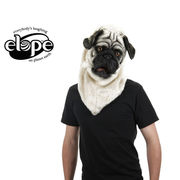 ELOPE Mouth Mover Pug Mask   13926