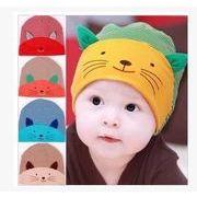 ★同梱でお買得★新作★耳帽子★ベビー帽子★可愛い帽子★耳付き★かっこいい★5色