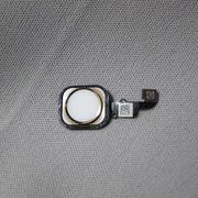 iPhone 6/6Plus ホームボタン+ケーブル (ゴールド) 金 アイフォーン Apple 新品