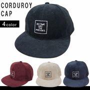 帽子 キャップ メンズ レディース ローキャップ コーデュロイ 刺繍 スクエア ロゴ キーズ Keys