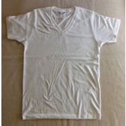 CAB 4.4オンス トライブレンド VネックTシャツ