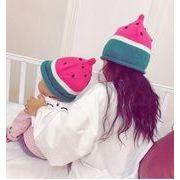 ★暖かい★★超可愛いベビー帽子★ふわふわしい玉付き★帽子★ニット帽子★2色
