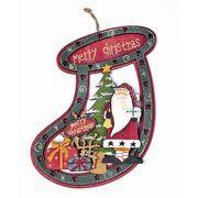 <AMANO>【クリスマス】【ウッドソックスデコ】2種