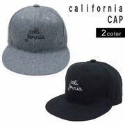帽子 キャップ メンズ レディース ローキャップ 刺繍 ロゴ カリフォルニア キーズ Keys