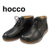 【hocco】【本革】カジュアルシューズ♪♪ 4002