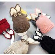 新品★キャップ★ハット★子供 帽子★ニット帽子