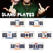 SLANG PLATE