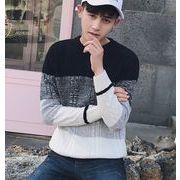 セーター♪ホワイト/ブラック/ワインレッド3色展開◆【新作】