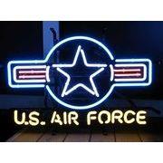 ネオンサイン【U.S.AIR FORCE 2】ユーエスエアフォース2