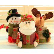 2017冬 雑貨 飾り付け クリスマスBOX クリスマス 装飾 クリスマスツリー サンタ
