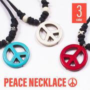 ネックレス PEACE MARK