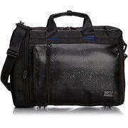 アルファ ビジネスバッグ ビジネスリュック ビジネスショルダー 3way クロ カーボン合皮 ALPHA 4865