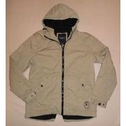 SPRINGFIELD/スプリングフィールド 薄中綿ツイルフードジャケット/モッズコート