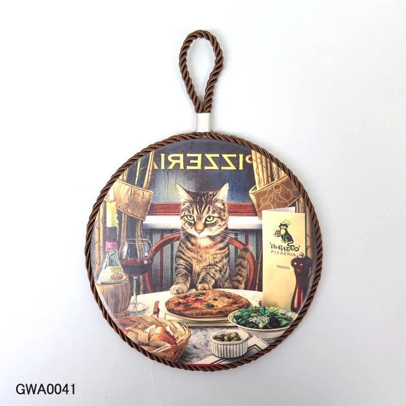<AMANO>【鍋敷き】トリベット・CAT4種