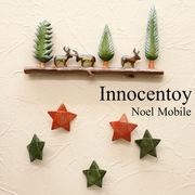 【SALE】Innocentoy ノエルモビール(トナカイと星)クリスマス