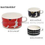 【マリメッコ】 63294 カップ ティーカップ マグカップ コップ ドット 柄 モノクロ 250ml 全3色
