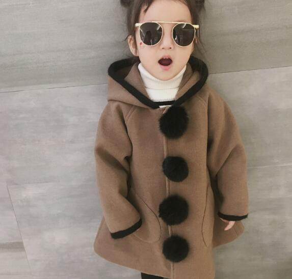 女の子 女児 長袖 コート 子供コート 子供服 キッズ服 冬物 カジュアル系 防寒