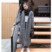 2017秋冬♪レディース♪トップス♪長袖♪混ざる ダッフル コート  70ct-ccy-013
