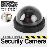 ★低価格★そこにあるだけで抑止力が生まれる!ダミードーム型セキュリティーカメラ