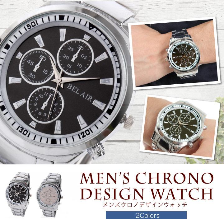 腕時計 メンズ Bel Air Collection ベルエア OA02