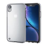 エレコム iPhone XR/ハイブリッドケース/クリア PM-A18CHVCCR