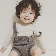 ★初秋新品★キッズファッション★キッズトップス★カジュアル★ニット連体服