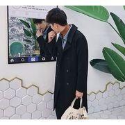 2017♪☆品質自信あり☆メンズお洒落イージーコート◆全3色●aj-mens-d75