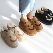 2017秋冬★レディースファッション 靴 ムートンブーツ もこもこモカシン ショートブーツ 防寒